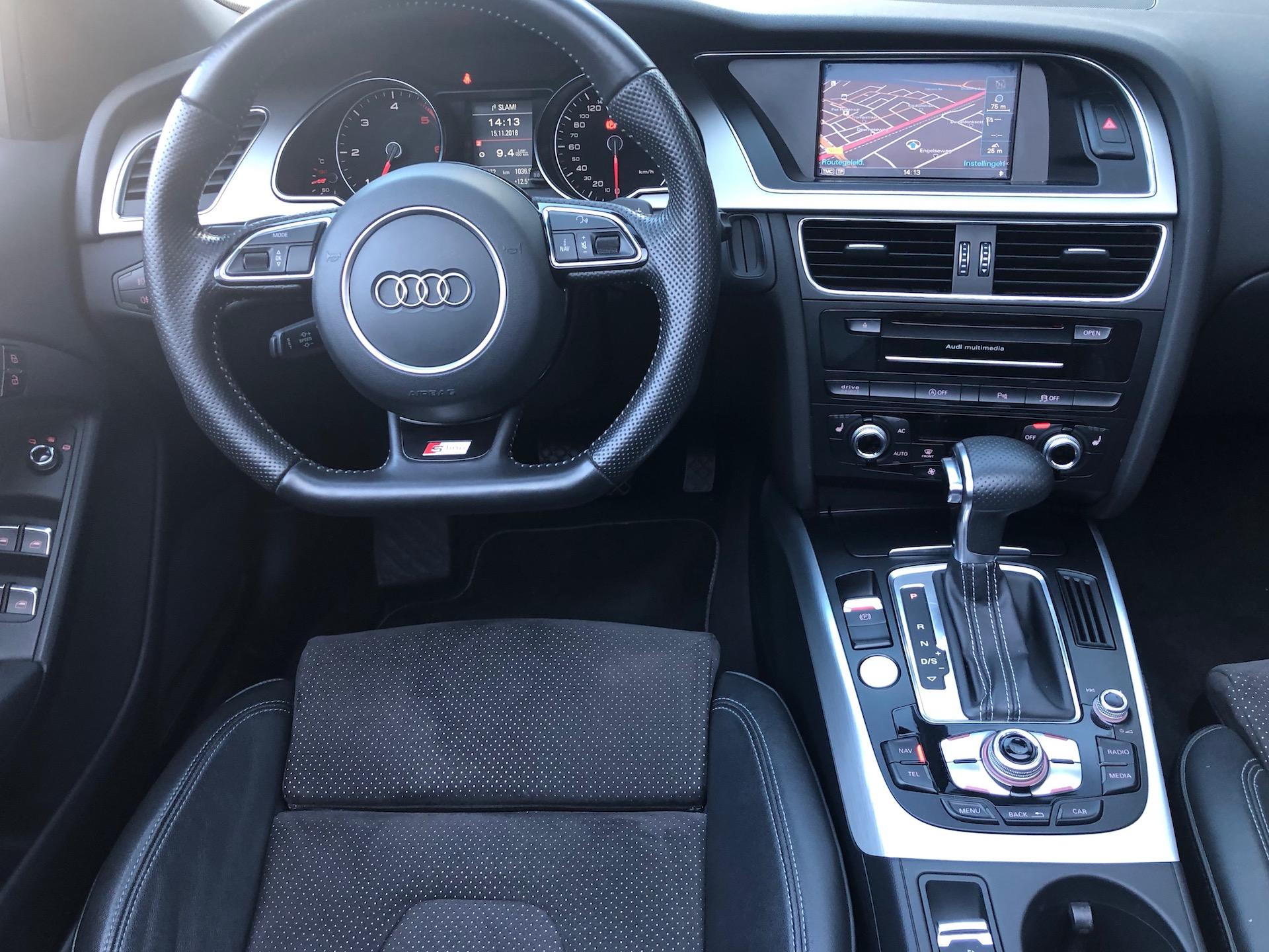 Audi A5 3.0 TDI S-Line Cabrio