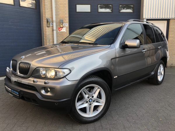 BMW X5 3.0D YOUNGTIMER